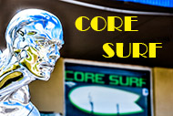 Core Surf in Cape Canaveral. The last of the REAL surfshops.