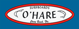 O'Hare Surfboards, Cocoa Beach's Finest Custom Shapes by Pat O'Hare.